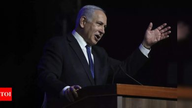 Israel lawmakers to vote Sunday on anti-Netanyahu govt - Times of India