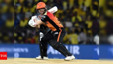 It was terrifying: David Warner on COVID-19 situation in India during IPL | Cricket News - Times of India