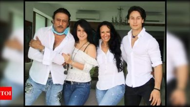 Jackie Shroff: Tiger and Krishna are very responsible, I was a little reckless - Father's Day Exclusive! - Times of India