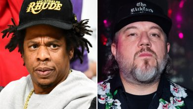 Jay-Z sues 'Reasonable Doubt' photographer for 'exploiting' his image