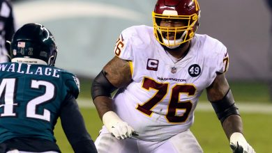 Jets signing Morgan Moses in major offensive line upgrade