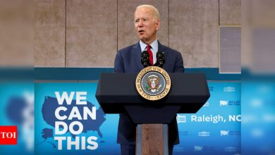 Joe Biden approves Florida emergency declaration after building collapse - Times of India