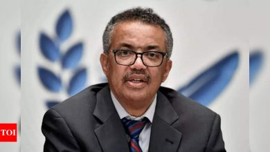 Just give us the vaccines, WHO pleads, as poor countries go wanting - Times of India