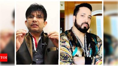 """KRK announces a diss track against Mika Singh, calls the song """"Suwar"""" - Times of India"""