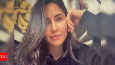 Katrina Kaif on post-Covid workout: You have good days and then days when you feel exhausted - Times of India