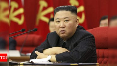 Kim Jong-Un berates North Korean officials for 'crucial' virus lapse - Times of India