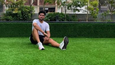 Kuldeep Yadav's Latest Instagram Photo is Proof That He is a Fitness Addict