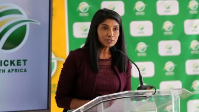 Lawson Naidoo elected chairperson of Cricket South Africa