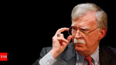 Lawyer: US drops lawsuit, grand jury probe over John Bolton book - Times of India