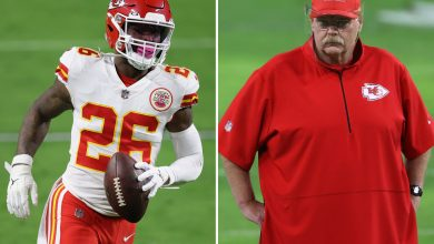 Le'Veon Bell won't let Andy Reid controversy die