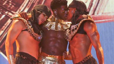 Lil Nas X teases new album after steamy BET performance