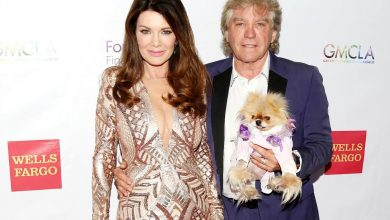 """RHOBH Alum Lisa Vanderpump Discusses Husband Ken Todd's Twitter Absence, Says He Was """"Banned"""" and Explains Why"""