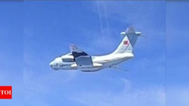 Malaysia to summon Chinese envoy over jets intrusion - Times of India