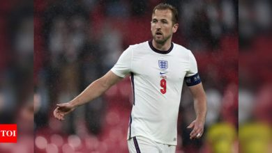 Manchester City make $138 million move for Harry Kane: Reports | Football News - Times of India