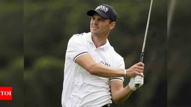 Martin Kaymer pulls out of Tokyo Olympics over Covid concerns   Golf News - Times of India
