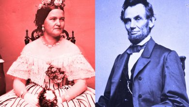 Mary Todd Lincoln pushed Abe into presidency, may have hastened his murder