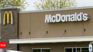 McDonald's says hackers breached data in Taiwan, South Korea - Times of India