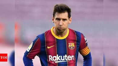 Messi contract saga goes to the wire, but club still optimistic   Football News - Times of India