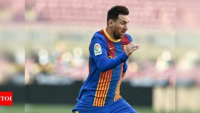 Messi contract talks going well, more new arrivals imminent, Barca president says   Football News - Times of India