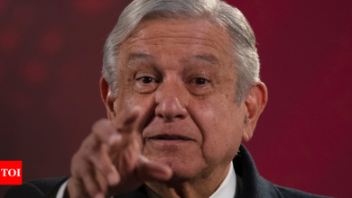 Mexico president to investigate border shooting of innocents - Times of India