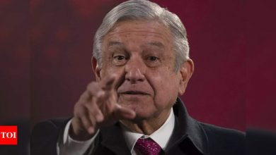 Mexico votes with president's 'transformation' at stake - Times of India