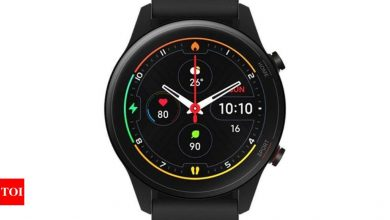 Mi Watch Revolve Active vs Mi Watch Revolve: How the two smartwatches compare - Times of India