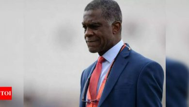 Michael Holding says IPL not cricket, asks ICC not to turn sport into soft-ball | Cricket News - Times of India