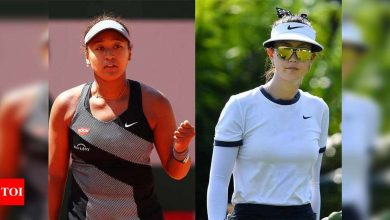 Michelle Wie praises 'incredibly brave' Naomi Osaka   Tennis News - Times of India