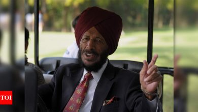 Milkha Singh: An unmatchable romance with a near miss | More sports News - Times of India