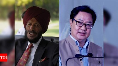 Milkha Singh is stable, don't create rumours about him: Kiren Rijiju | Off the field News - Times of India