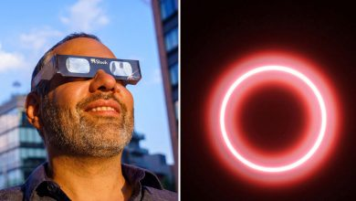 NYC stargazers eagerly await the 2021 'Ring of Fire' solar eclipse