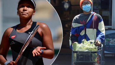 Naomi Osaka makes grocery run after French Open withdrawal