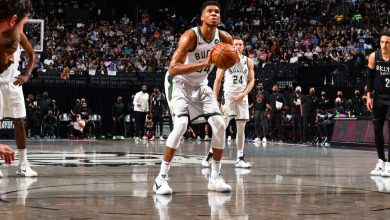 Nets fans are being too mean to Giannis Antetokounmpo: NBA