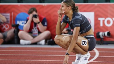 New Jersey native Sydney McLaughlin smashes hurdles world record at Olympic trials