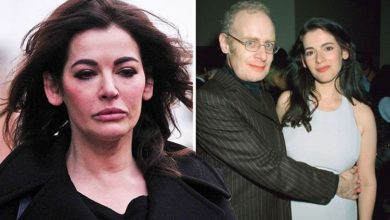 Nigella Lawson talks Father's Day heartache after husband's death 'Not always a happy day'