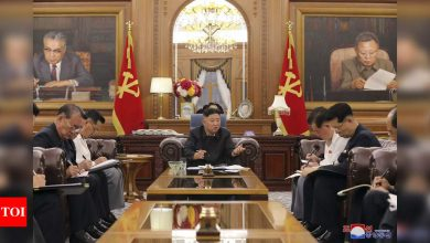North Korea shoring up loyalty in face of Covid-19 pandemic: Analysts - Times of India