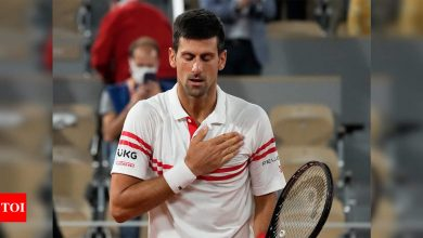 Novak Djokovic conquers 'Everest' and eyes 52-year landmark at French Open | Tennis News - Times of India