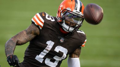 Odell Beckham's ACL recovery 'will blow your mind': Jarvis Landry