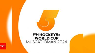 Oman preferred over India to host inaugural FIH Hockey5s World Cup   Hockey News - Times of India