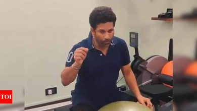On Olympic Day, Sachin Tendulkar urges everyone to look after their health | More sports News - Times of India