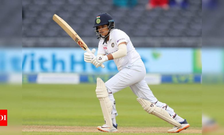 One-off Test, India Women vs England Women: Shafali Verma's teenage India dream goes on with debut Test fifties   Cricket News - Times of India