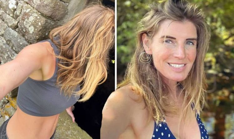 Our Yorkshire Farm's Amanda Owen reacts as Channel 5 star urged to 'pop some clothes on'
