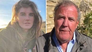 'Pain in the a***' Jeremy Clarkson issues plea for Our Yorkshire Farm's Amanda Owen's help