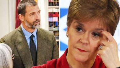 Patrick Grant: The Great British Sewing Bee star talks issue with Scottish Independence