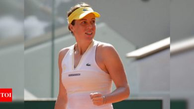 Pavlyuchenkova reaches first Grand Slam final at French Open on 52nd attempt   Tennis News - Times of India