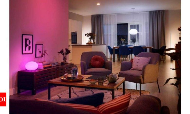 Philips Hue smart bulb with Bluetooth launched at Rs 4,500 onwards - Times of India