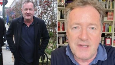Piers Morgan breaks silence on TV comeback as he teases 'look towards later in the year'