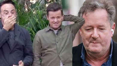 Piers Morgan shuts down 'humiliating and hellish' job offer from Ant and Dec amid GMB exit