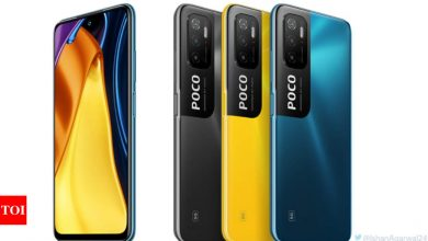 Poco M3 Pro 5G launch date:  Poco M3 Pro 5G smartphone's India launch on June 8 - Times of India