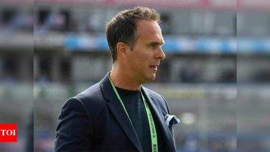 Preparing green tops for India series won't do England any good: Michael Vaughan | Cricket News - Times of India